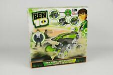 "BEN 10 Cartoon Network Bandai 2012 Aerotech Vehicle ""Ben's Buggy"" w Box"