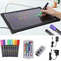 LED Light Up Drawing Writing Memo Board Erasable Children'S Toys Autism Sensory