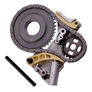 Oil Pump Chain Sprocket Tensioner Kit for AUDI A4 A6 SKODA 2.0TDI BMP BPW
