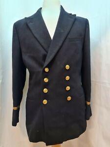 Royal Navy Sub Lieutenant Blazer/Jacket  100% Pure New Wool. Gieves & Hawkes.