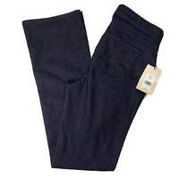 NWT NYDJ Barbara Bootcut Jeans Dark Wash Size 4 Retail: $119
