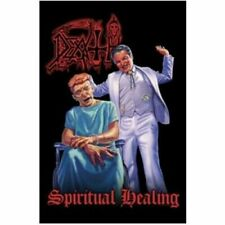 Death Poster Spiritual Healer Official Textile 104 X 65cm