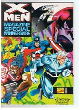 LOT DE 2 MARVEL SEMIC MEGA SCOOP 3 & 4 SPECIAL X-MEN
