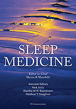 Sleep Medicine by Editor-in-Chief: Darren R Mansfield ANZ