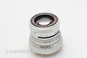 MS-OPTICS VARIO PETZ 2/57 F-MC M-mount Silver-Chrome