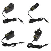 1Pcs AC to DC 3.5mm*1.35mm 5V 2A Switching Power Supply Adapter UK US AU EU
