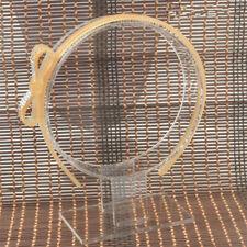 2PCS Clear Acrylic Headband Holder Hairband Tiara Display Stand holder racks