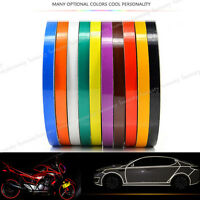 30/300cm Car Reflective Safety Warning Conspicuity Tape Film Sticker Multicolor