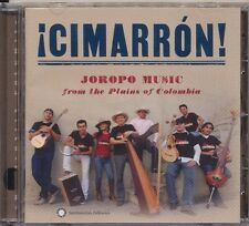 ¡Cimarrón! Joropo Music From the Plains of Colombia by Grupo Cimarrón de Cuba