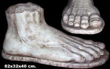 82 cm. David's Foot Sculpture Replica Fragment of Michelangelo's famous statue.