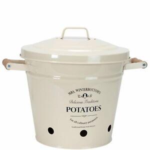 BUTLERS MRS. WINTERBOTTOM'S Kartoffeleimer Höhe 26cm