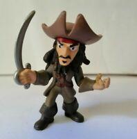 "Pirates of the Caribbean Captain Jack Sparrow 2"" Figure SML Disney"