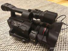 Canon XH-A1 Camcorder - Black