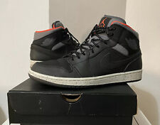 Air Jordan 1 Retro High Spizike Black Wolf Grey  US 10 UK 9 Eur 44 Nike Shoes