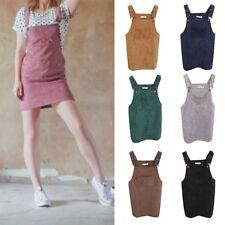 Korean Lady Women's Style Slim Dresses Summer Suspender Skirt Knee Mini Dress