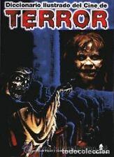 Diccionario ilustrado del cine de Terror