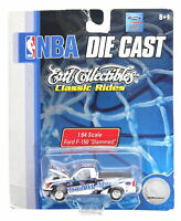 Ertl Collectibles NBA Utah Jazz Ford F-150 Slammed Die-Cast Truck 1:64 Scale