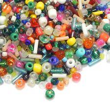 1kg Rocailles Perlen 2/3/4/6mm Mix Rund - Stift Glas Schmuckherstellung Z16#1kg