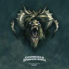 MICHAEL BROSS - ODDWORLD: STRANGER'S WRATH - OST  2 VINYL LP NEU