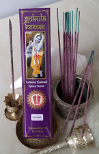 GOKULA INCENSE STICKS Lilac Flower - 20 grams (Hand Made Natural Organic)