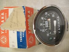 Yamaha NOS Disc. U5 U7 Speedometer Assy. 116-83510-60-00