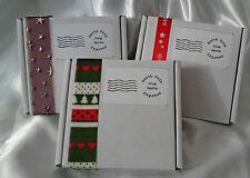 Pacco Regalo di Natale-Kit di sopravvivenza-Calze Filler-Segreto Babbo Natale