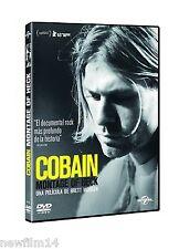 COBAIN MONTAGE OF HECK DVD NUEVO ( SIN ABRIR ) EDICION ESPAÑOLA