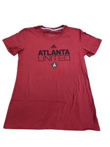 Adidas MLS Atlanta United FC Wmns Performance Tee Red/Black EE0923
