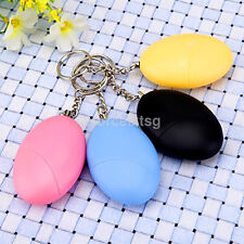 Personal Anti-Attack Security Panic Loud Emergency Alarm Siren Keyring Key Chain