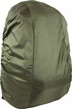 60 - 70 Litre High Quality Olive Green Waterproof Rucksack Daysack Bergen Cover