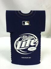 Miller Lite cooler Koozie bottle Milwaukee Brewers baseball 12 oz bottles VK6