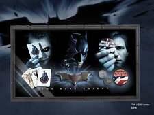 Batman The Dark Knight Rises Prop Set Harvey Dent Batarang Two-Face Coins Joker