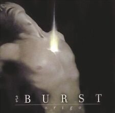 Burst - Origo (CD, 2005, Relapse Records) Swedish Progressive/Post-Metal, NEW