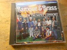 Biber OTT Baroque & Brass [CD] Haarlem Trumpet Consort TELDEC