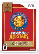 Super Mario All-Stars (Nintendo Wii, 2010) Nintendo Selects Cover - Brand New