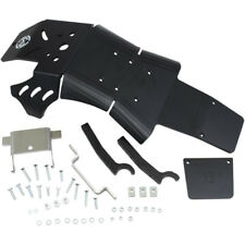 ktm sx250 exc300 300xc  17 - 18 moose racing usa pro long skid plate sump guard