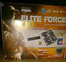Elite Force i7-6700 CPU 8GB RAM Platinum Motherboard, Processor,memory