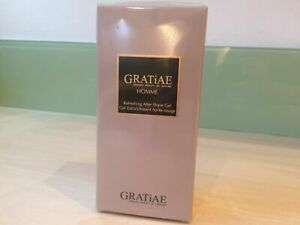 Gratiae Organic Refreshing Moisturizing Gel For Men