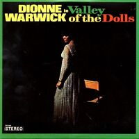 *NEW* CD Album Dionne Warwick - Valley of The Dolls (Mini LP Style Card Case)