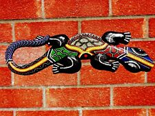 * UNIQUE DECORATIVE FAIRTRADE AND HANDMADE GHEKO WALLHANGING from Indonesia*