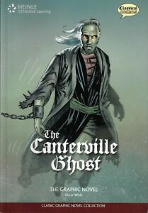 Classic Graphic Novels: The Canterville Ghost by Oscar Wilde (2010, Paperback)