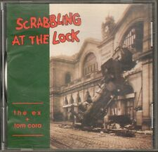 EX & and TOM CORA Scrabbling at the Lock CD 12 track 1991 G.W.SOK