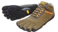 Vibram Five Fingers Trek Ascent Insulated Mens Footwear Barefoot Trainers - Tan UK 10.5