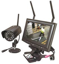 Sentinel Wireless CCTV Surveillance System with 1 Camera For Farms