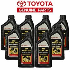 8 QTS GENUINE ATF TOYOTA TYPE - 4 PREMIUM TRANSMISSION FLUID