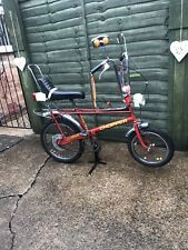 GENUINE VINTAGE BICYCLE SALES/SHOW STAND**FITS RALEIGH CHOPPER**LOOKS GREAT*USED