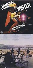 "Johnny Winter ""Captured Live!"" 1976! Fulminantes Bluesrockspektakel!  Neue CD!"