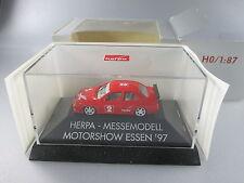 """Herpa:Alfa 155 Messemodell """"Motorshow Essen ´97""""  231657  (GK25)"""