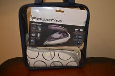 Rowenta Travel Iron with Foldable Ironing Pad