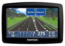 "TomTom XL 2 IQ CE NEW ""4 GB Version"" Lane For Europe Navigation LIFETIME WOW"
